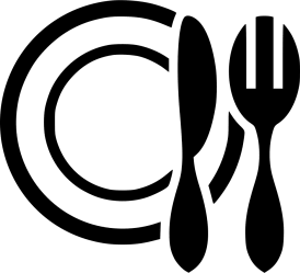Clipart restaurant black and white Clipart restaurant black and white Transparent FREE for download on WebStockReview 2020