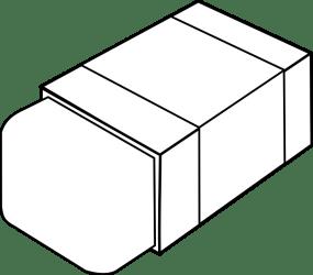 Eraser clipart horizontal Eraser horizontal Transparent FREE for download on WebStockReview 2020