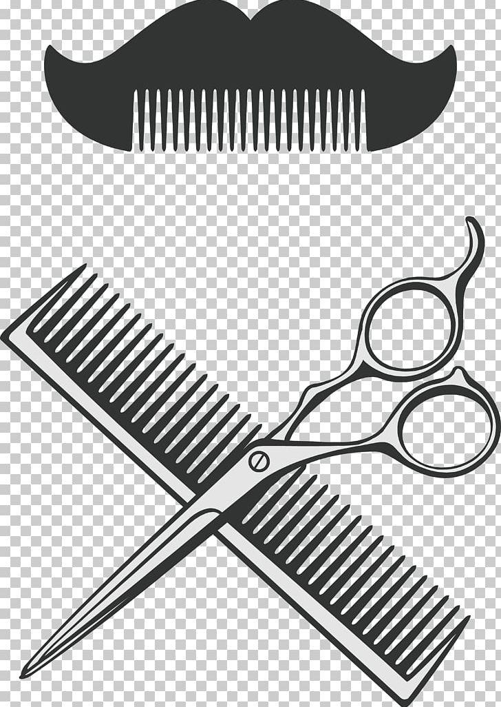 Scissors And Comb Clipart : scissors, clipart, Clipart, Scissors, Barber, Pole,, Picture, #2483890