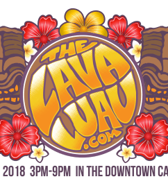 event shirts the lava luau clipart  [ 3533 x 1363 Pixel ]