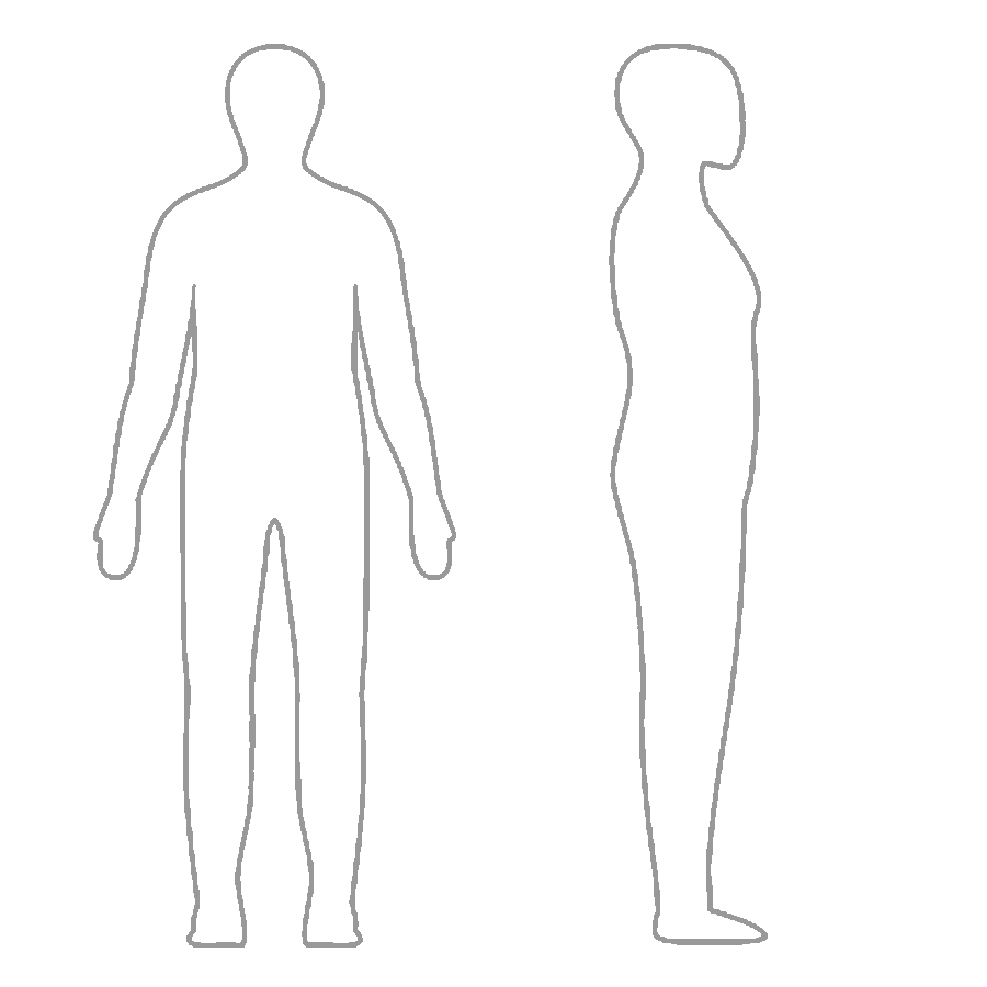 Humans clipart human outline, Humans human outline