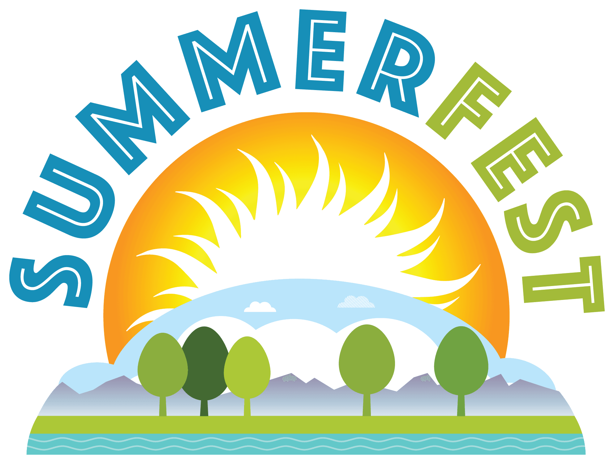 hight resolution of summerfest brighton colorado summerfestlogotransparent volunteering clipart farewell