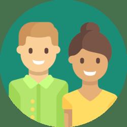 parents cartoon clipart transparent parent learning helpful performance teacher webstockreview articles
