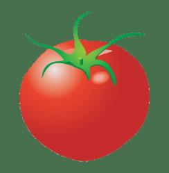 tomato clipart tomatoes cartoon vegetables juice clip transparent plum webstockreview