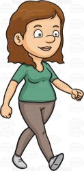 Clipart walking cartoon Clipart walking cartoon Transparent FREE for download on WebStockReview 2020