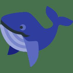 whale pilot clipart transparent webstockreview icon
