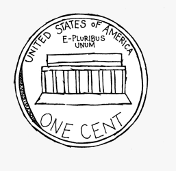 Coin clipart quarter tail Coin quarter tail Transparent FREE for download on WebStockReview 2020
