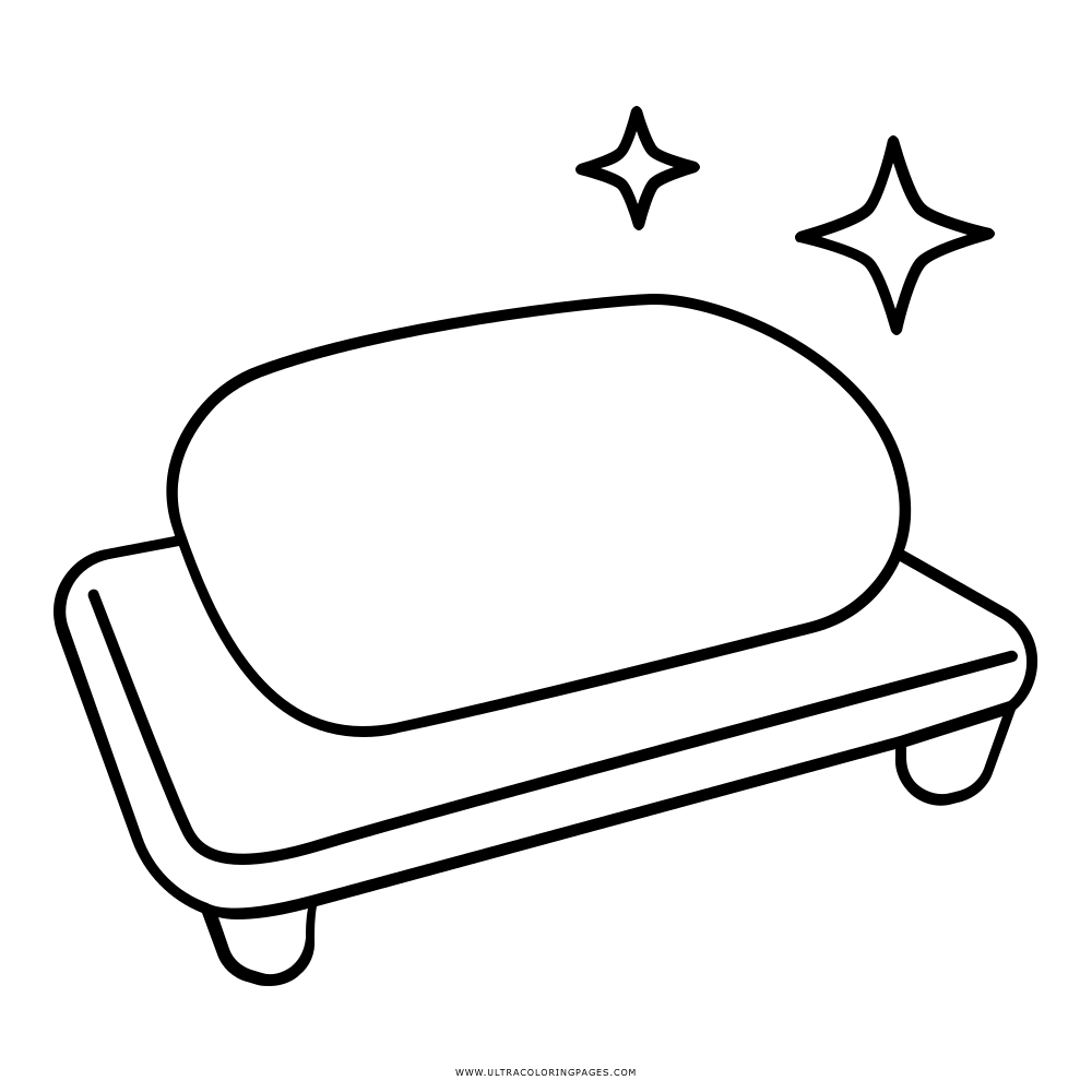 Germ clipart colouring page, Germ colouring page