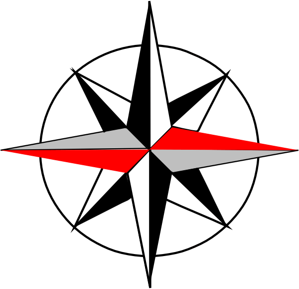 Compass clipart north south east west. Compass north south east west Transparent FREE for download on WebStockReview 2020