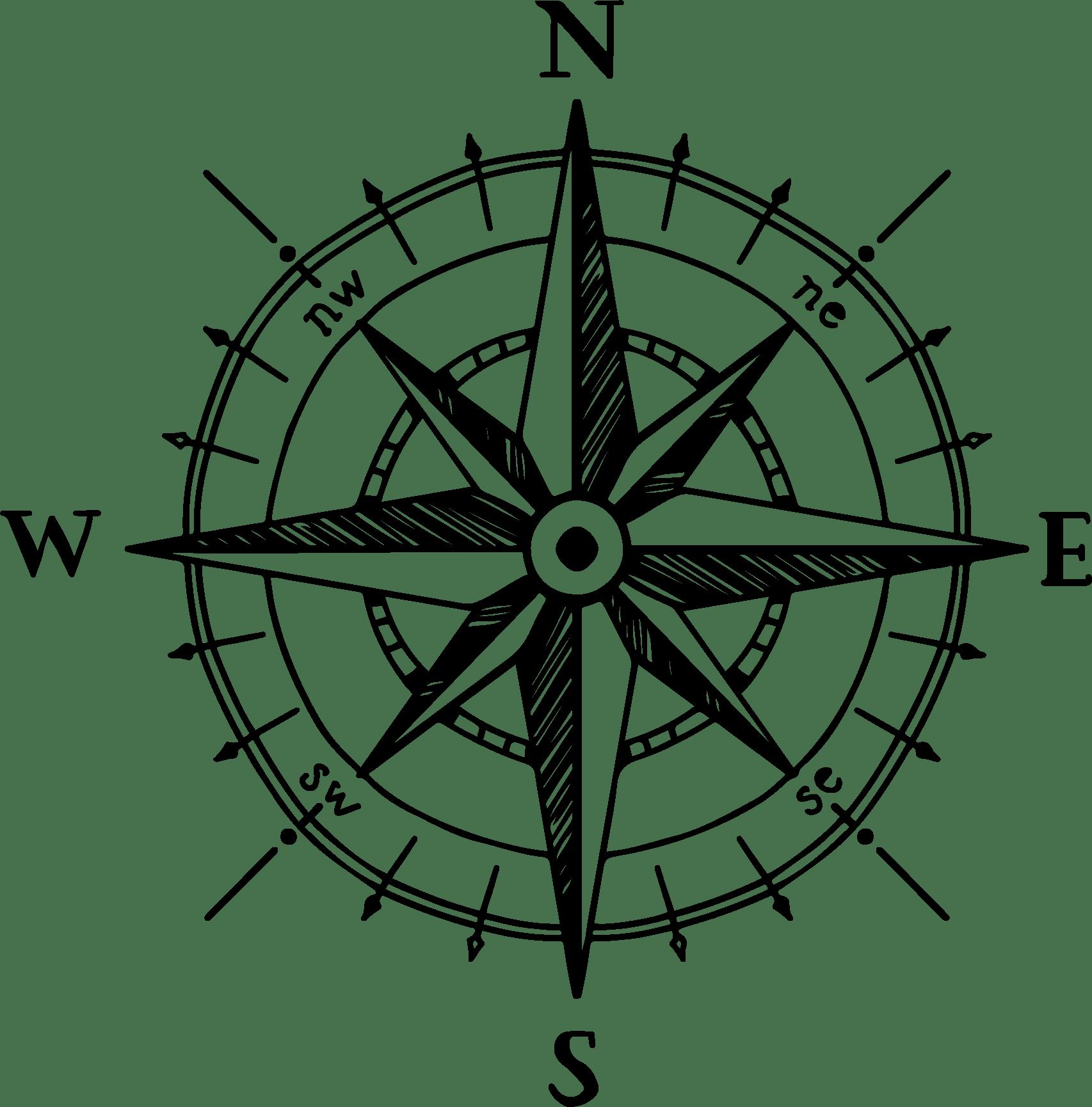 Explorer Clipart Compass Rose Explorer Compass Rose
