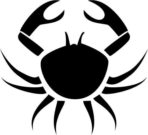 small resolution of crab cancer symbol png icon download file