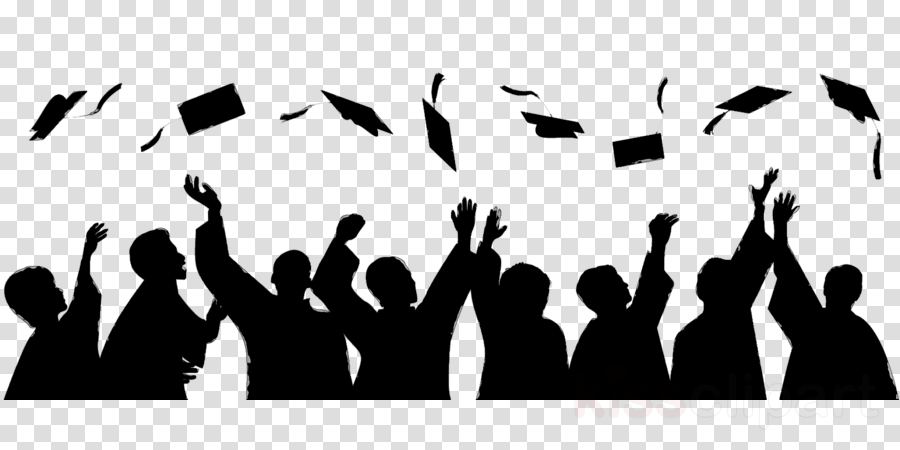 Crowd clipart students, Crowd students Transparent FREE