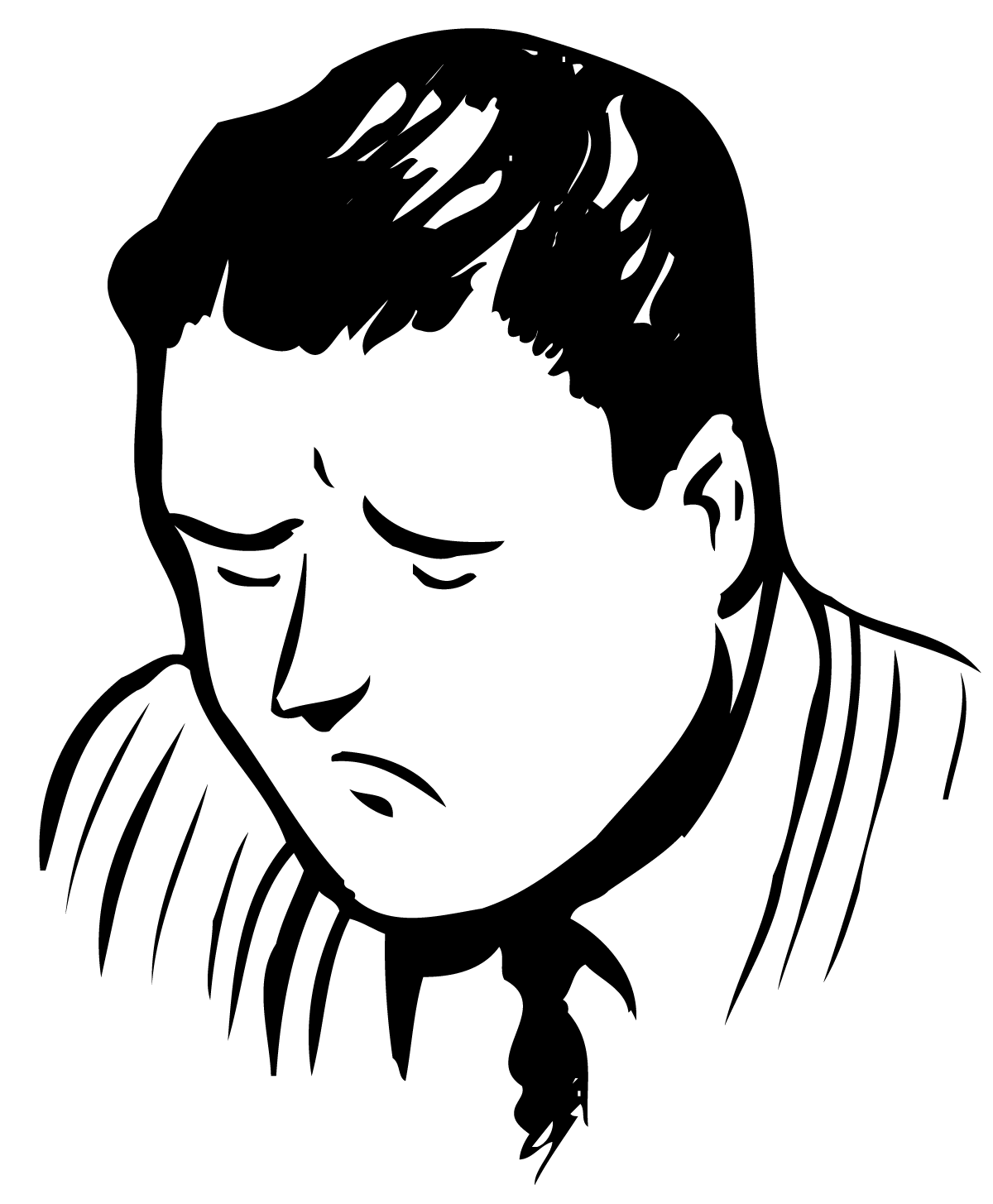 hight resolution of mass attendance diary of a parish priest sad clipart father