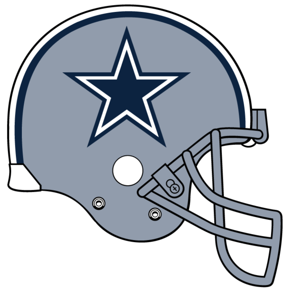 medium resolution of dallas cowboys clipart helment