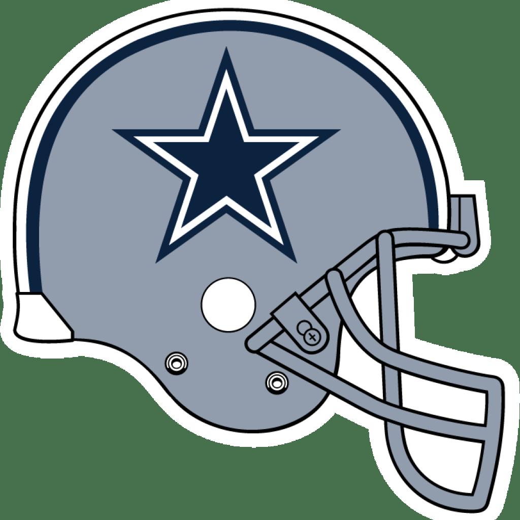 hight resolution of dallas cowboys clipart helment