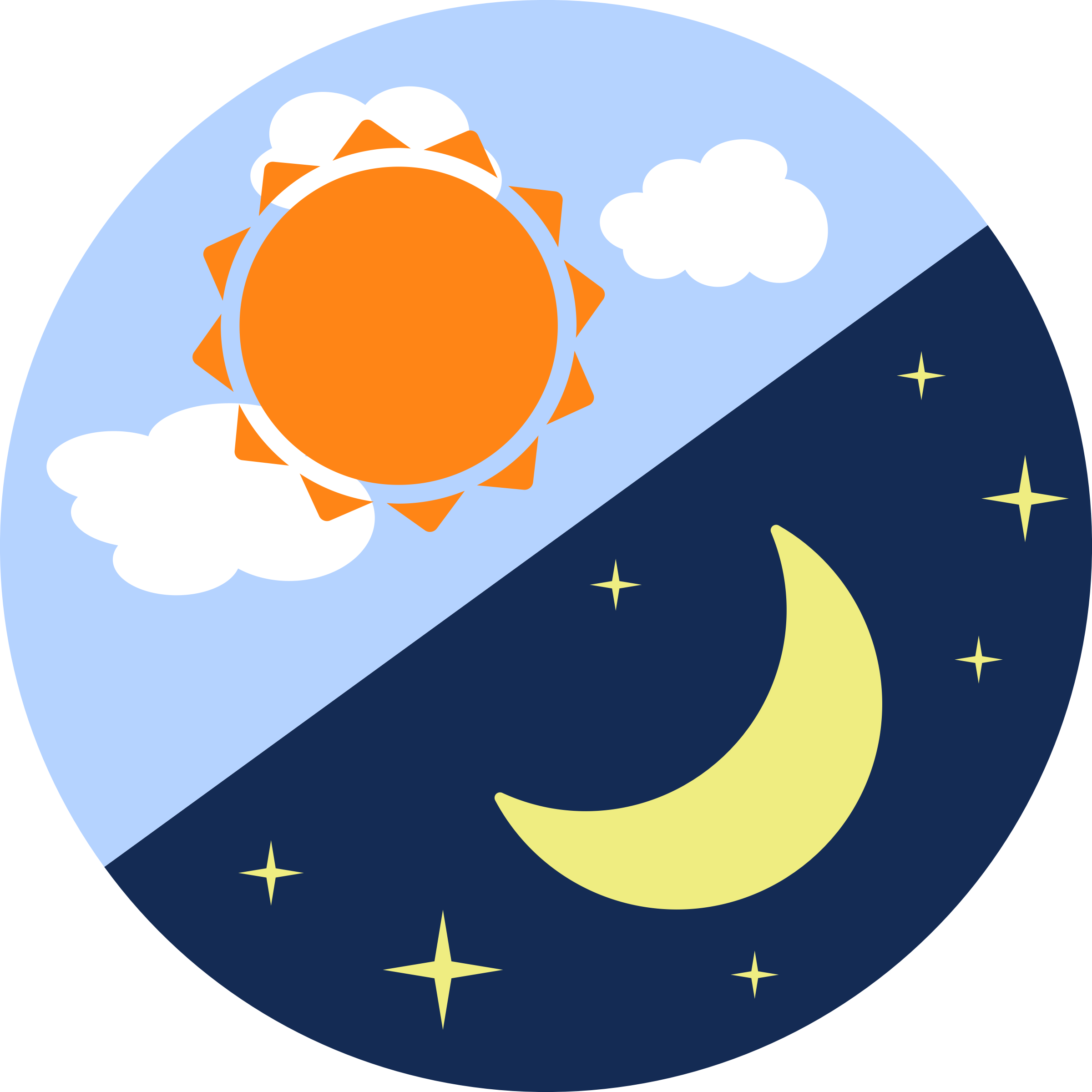 Night Clipart Day Night Day Transparent Free For Download