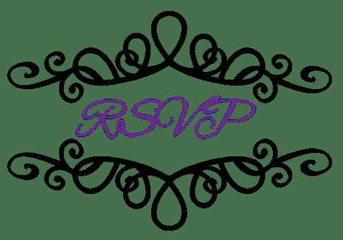 small resolution of flourish clipart wedding reception invitation symbols clip art