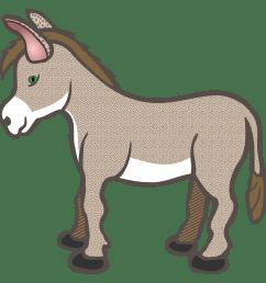 nativity clipart donkey panda free images donkeyclipart [ 2424 x 2400 Pixel ]