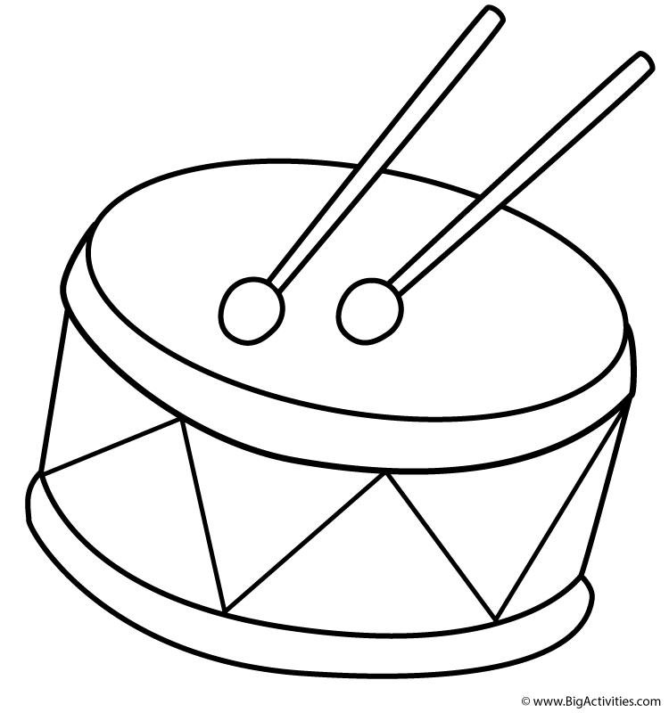 Drums clipart color, Drums color Transparent FREE for