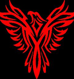 eagles clipart eagle totem pole phoenix line art png [ 2364 x 2356 Pixel ]