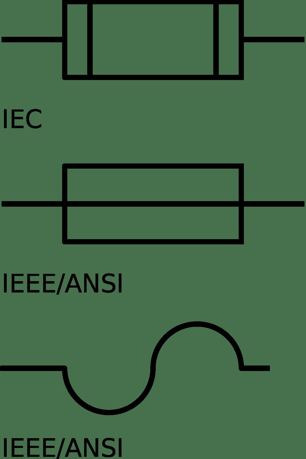 medium resolution of wiring diagram symbols fuse electric clipart open circuit