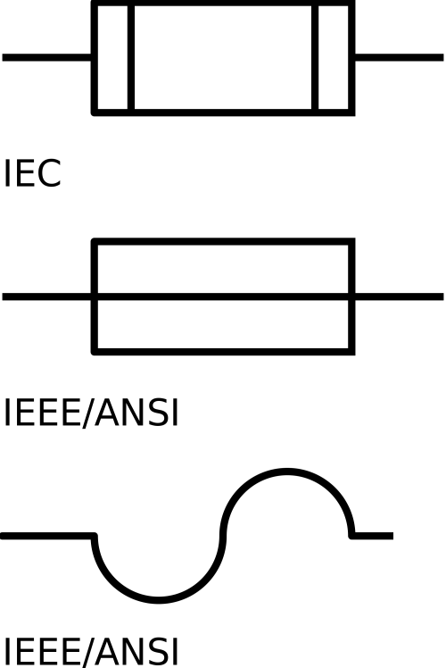 small resolution of wiring diagram symbols fuse electric clipart open circuit