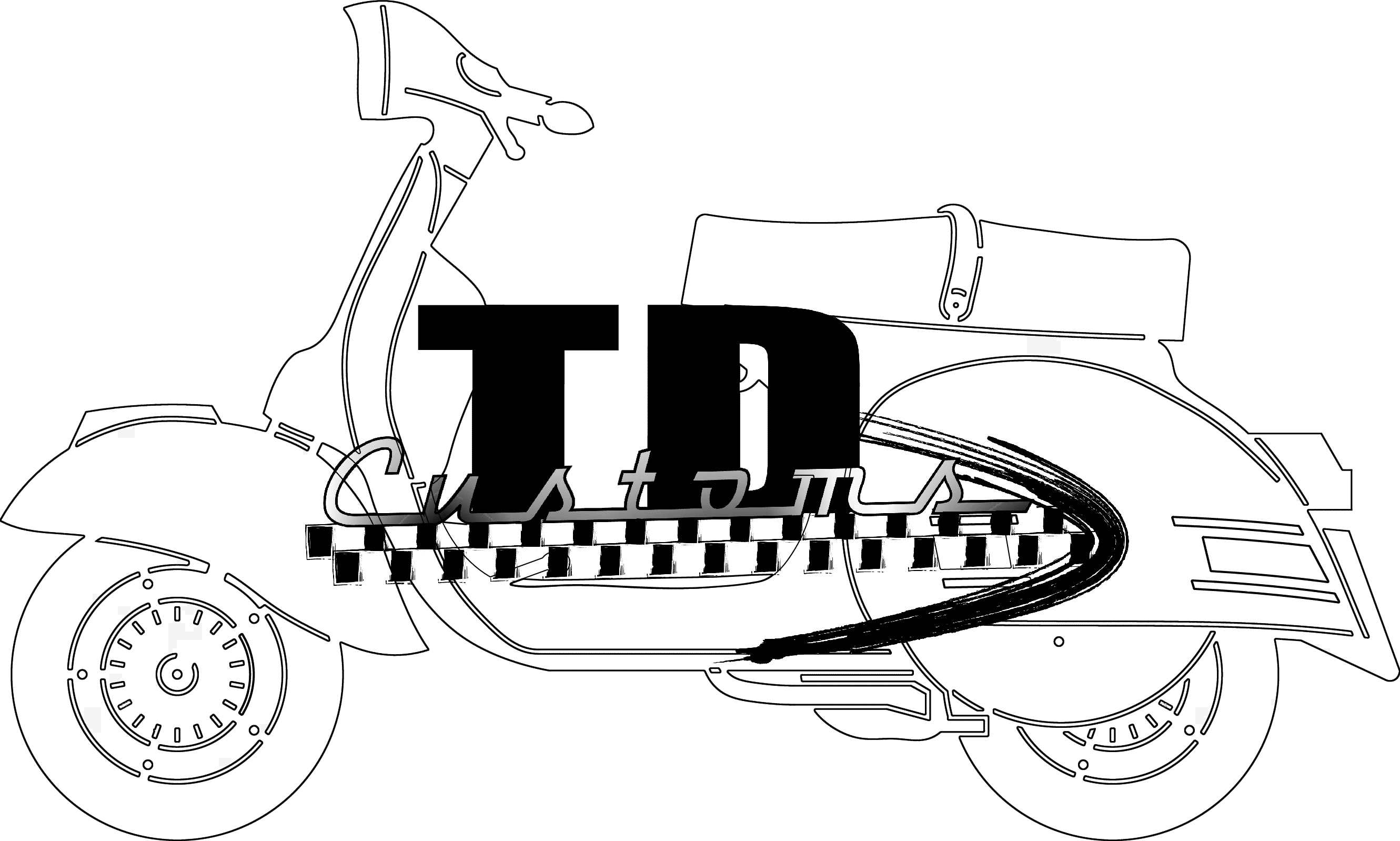 Scooter Clipart Scooter Lambretta Scooter Scooter