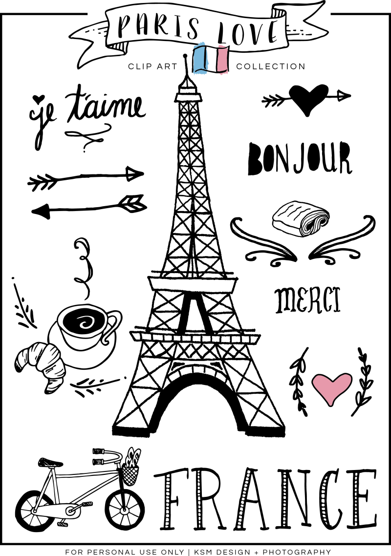 French clipart bonjour, French bonjour Transparent FREE