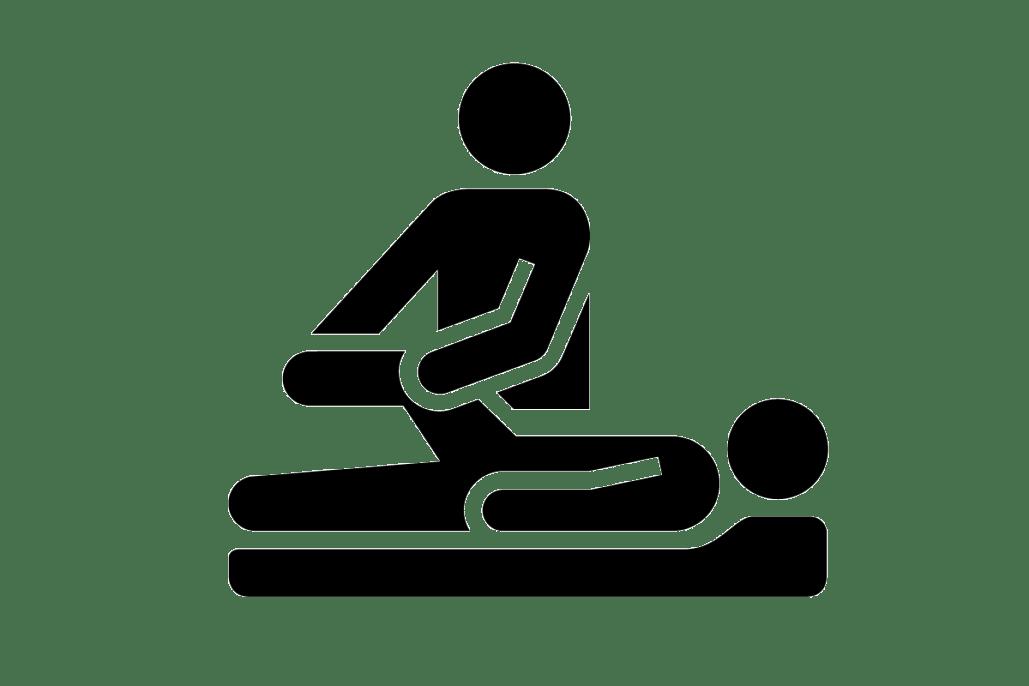 Massage clipart physical rehabilitation, Massage physical