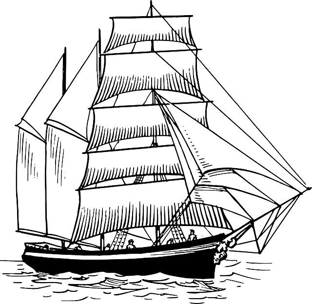 Explorer clipart magellan ship, Explorer magellan ship