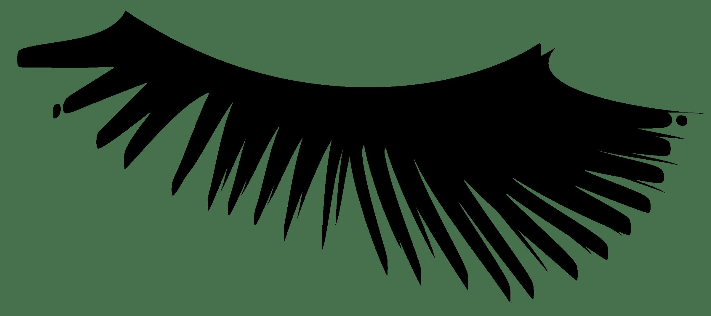 Eyelashes Clipart Printable Eyelashes Printable
