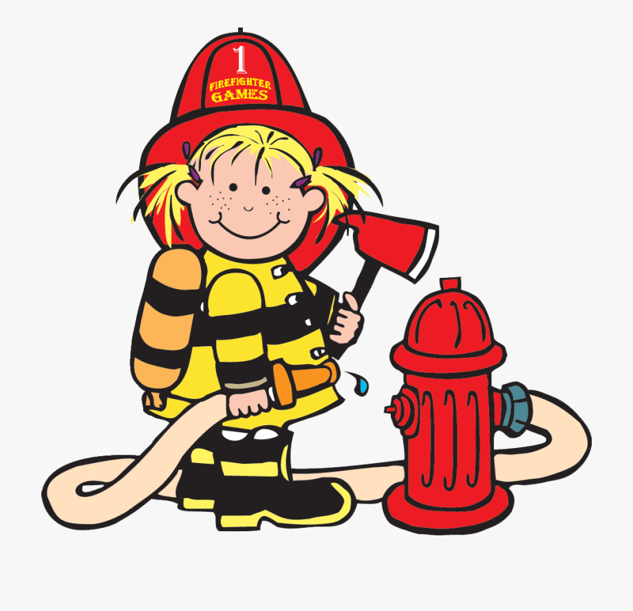 Firefighter Clipart Fire Fighter Firefighter Fire Fighter Transparent Free For Download On Webstockreview 2020