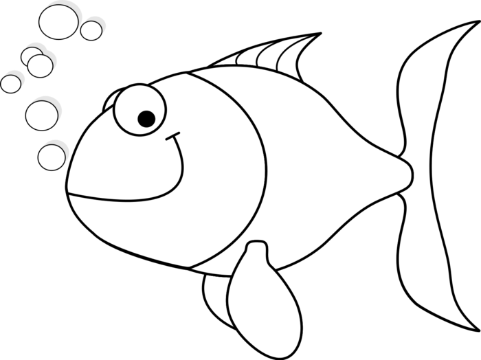 Fish Clipart Black And White Fish Black And White Transparent Free For Download On Webstockreview 2020