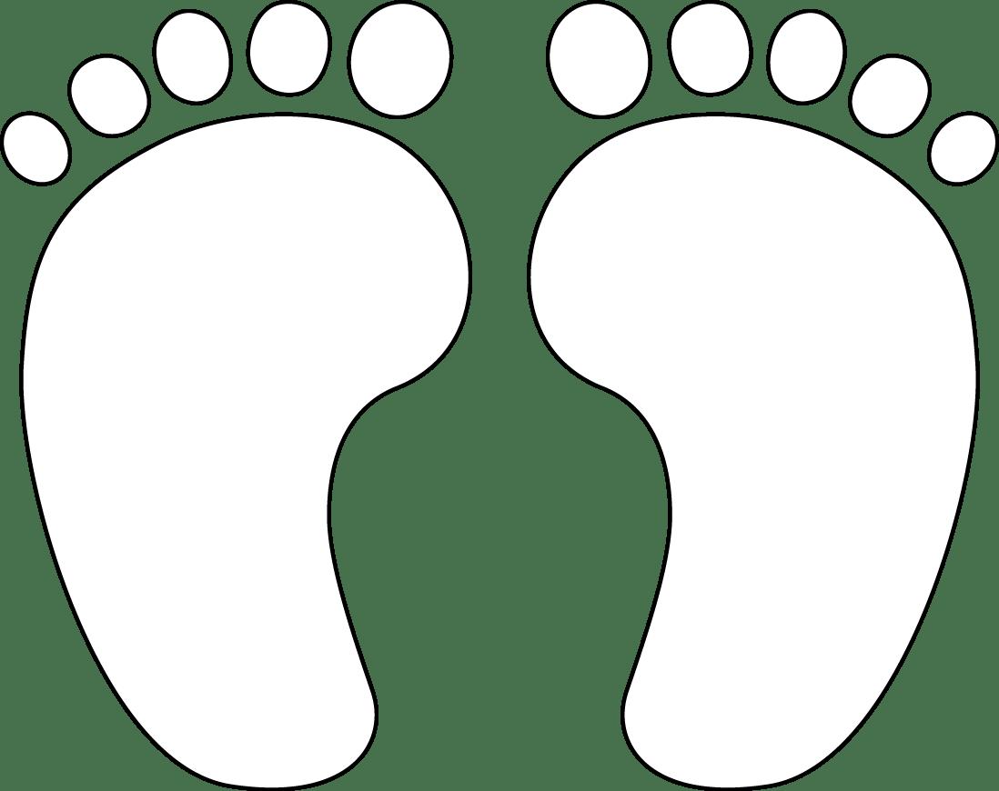 Foot clipart printable, Foot printable Transparent FREE