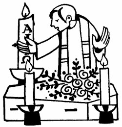 Funeral clipart funeral mass, Funeral funeral mass