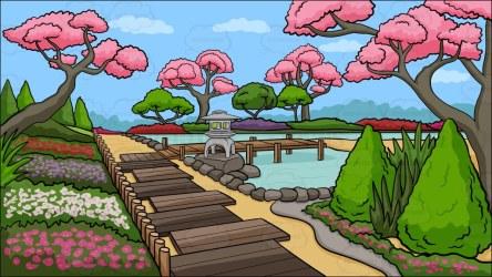 Garden clipart cartoon Picture #2740516 garden clipart cartoon