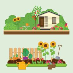 Garden clipart home garden Garden home garden Transparent FREE for download on WebStockReview 2020
