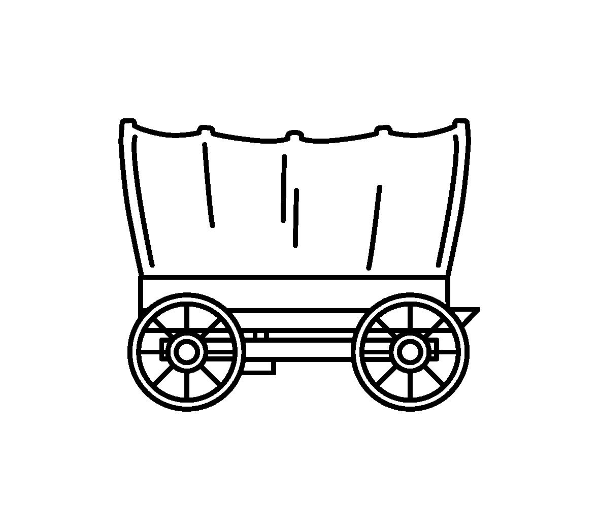 Pioneer Clipart Farm Cart Pioneer Farm Cart Transparent