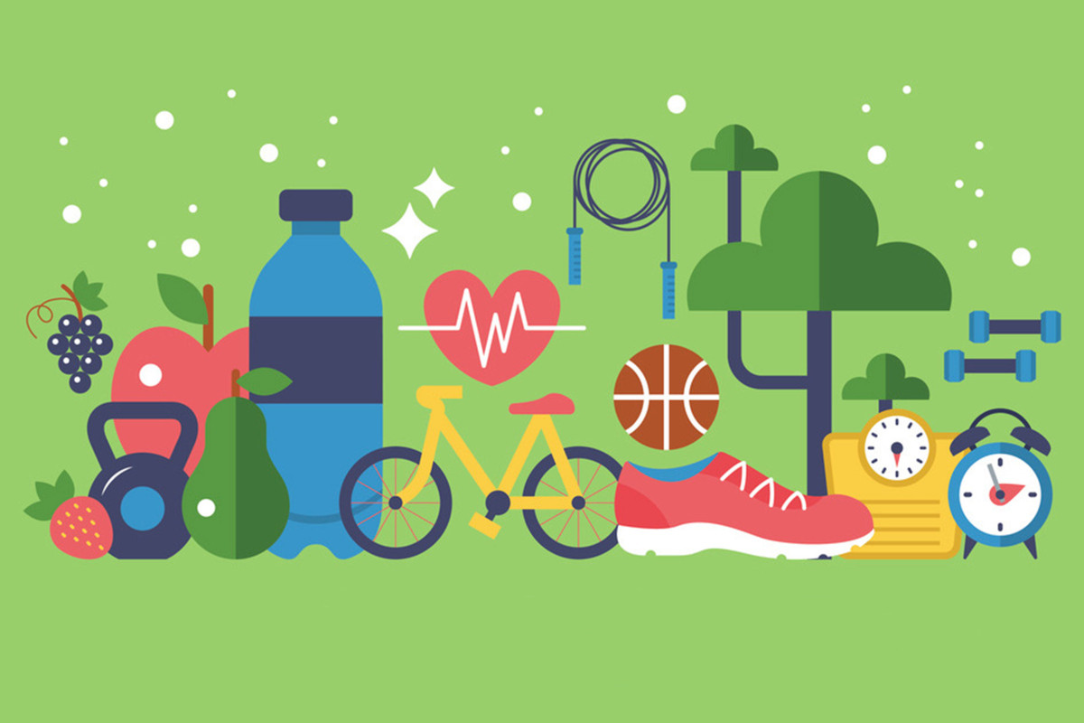 Healthy Clipart Personal Health Healthy Personal Health