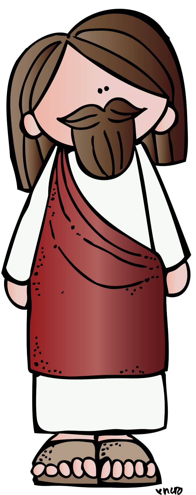 medium resolution of melonheadz lds illustrating christ heaven clipart died jesus