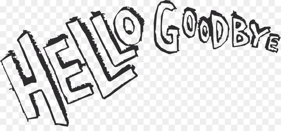 Hello clipart hello goodbye, Hello hello goodbye