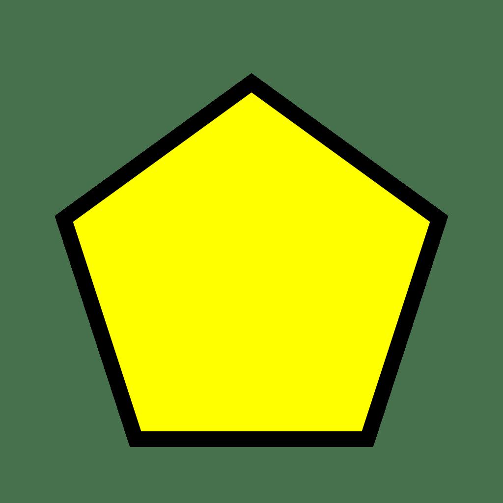 Hexagon Clipart Heptagon Shape Hexagon Heptagon Shape