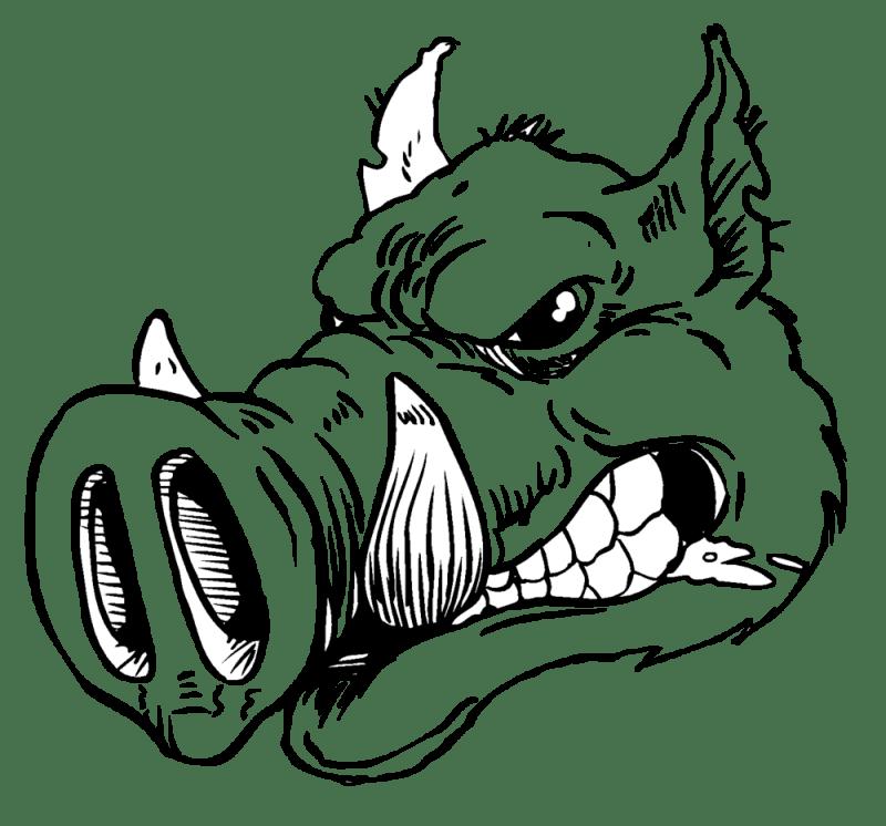 Hog clipart bbq, Hog bbq Transparent FREE for download on