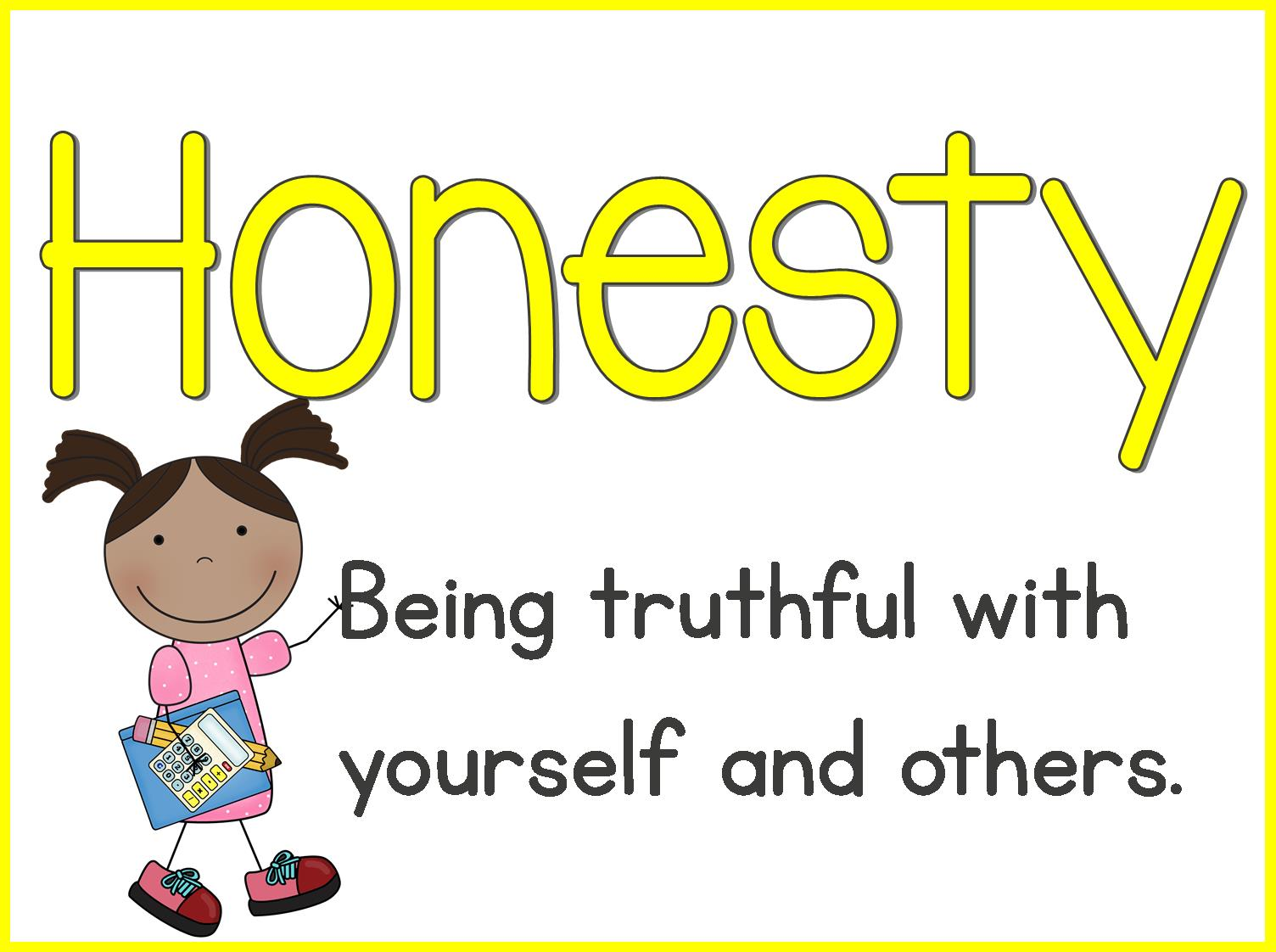 Honesty Clipart In School Honesty In School Transparent