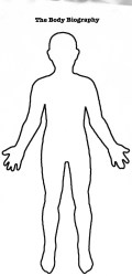 clipart blank body humans human clip webstockreview within