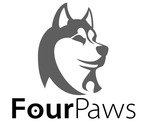 small resolution of four paws walking adopts closed by deadonarrival husky clipart sled dog