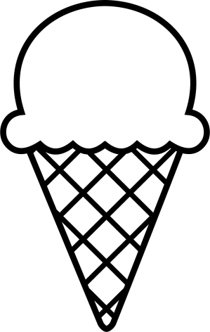ice cream clipart drawing icecream cone transparent graphic sugar market pinclipart webstockreview freebie huge svg
