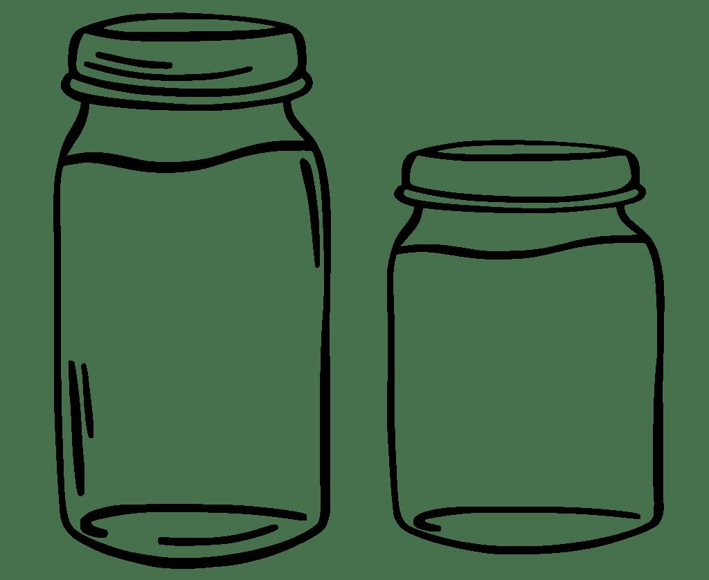 Jar clipart fruit jam, Jar fruit jam Transparent FREE for