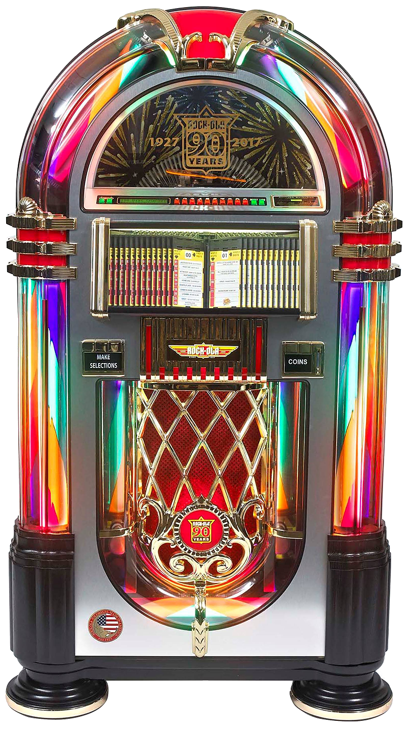 hight resolution of best priced rock ola jukeboxes electronics