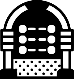 jukebox clipart vector [ 948 x 980 Pixel ]
